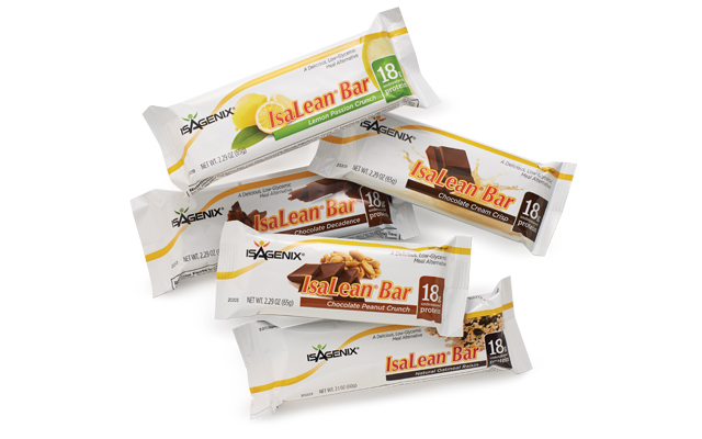 DOES YOUR MEAL REPLACEMENT BAR MEET THE TEST?