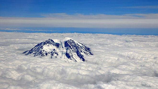 Hawaii to Mt Rainier, a Climbers Story part 1 of 2
